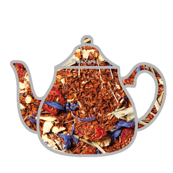 Rooibos Cranberry Gember thee Biologisch