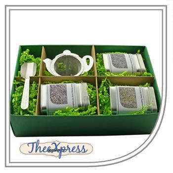 Thee Cadeau Theexpressnl 450 Soorten Losse Thee Online