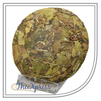 China White tea cake 100 gram