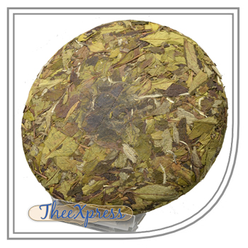 China White tea cake 200 gram