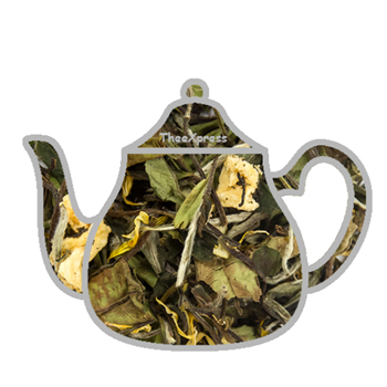 White Golden Sunshine tea Biologisch