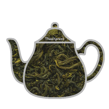 Deep Green Special tea
